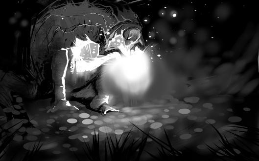 Light-eater