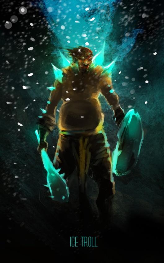 Ice-troll