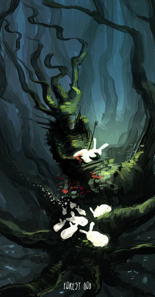 Forest-god