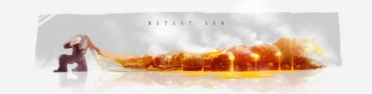 Mutant arm 2