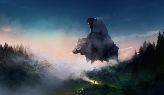 Boar-rider-2
