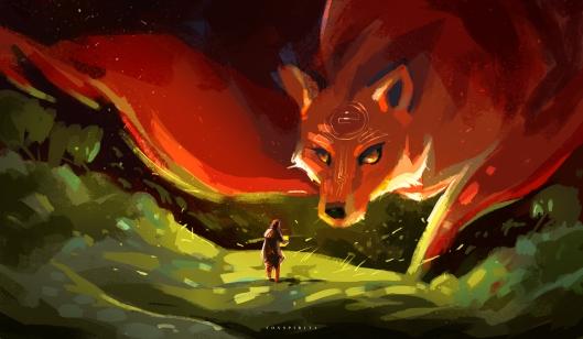 Fox-spirit