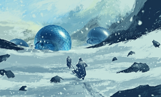 Winter-dome